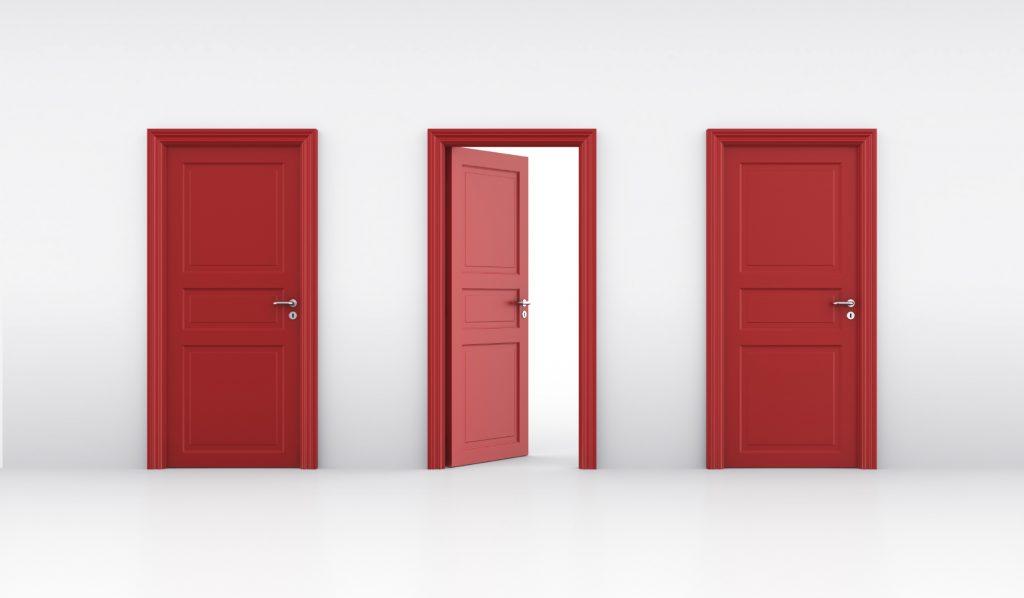 The Monty Hall problem - Pick a door any door