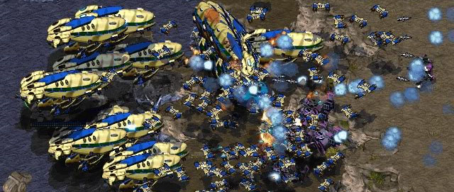 StarCraft - The Beauty of Carriers