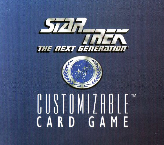Star Trek CCG via Decipher