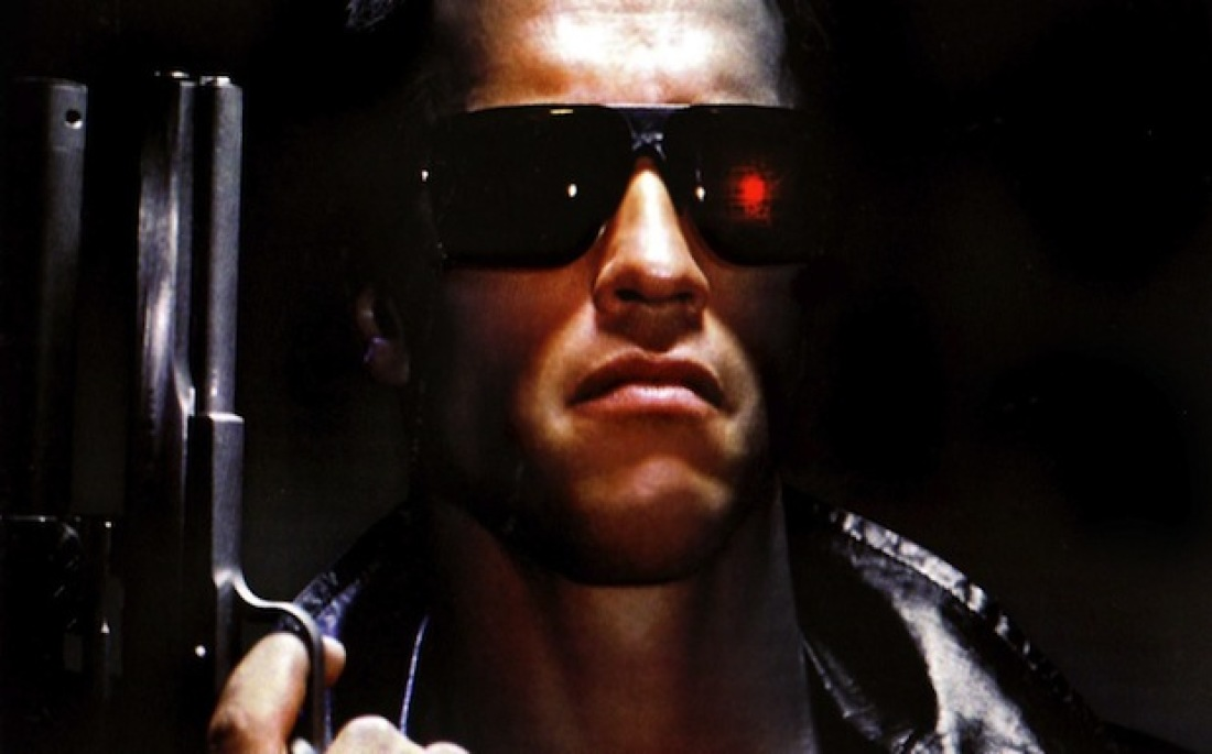 The Terminator via Orion Pictures
