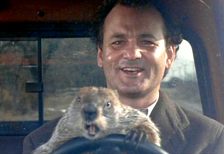 Groundhog Day via Columbia Pictures