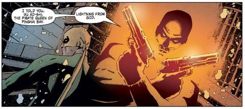 Iron Fist? More like Iron Guns, am I right!?