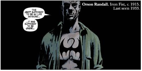 Orson Randall