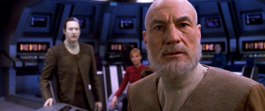 """I feel like Desmond right now."" - Picard via CBS"