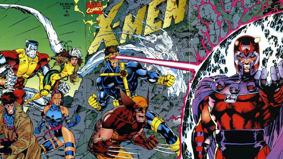 X-Men #1 via Marvel Comics